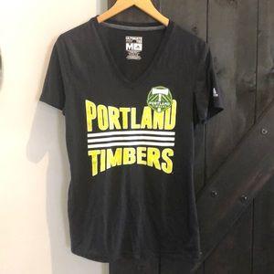 Portland Timbers MLS Soccer Tee Shirt